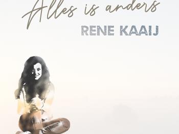 Concept en vormgeving single Rene Kaaij – Alles is anders